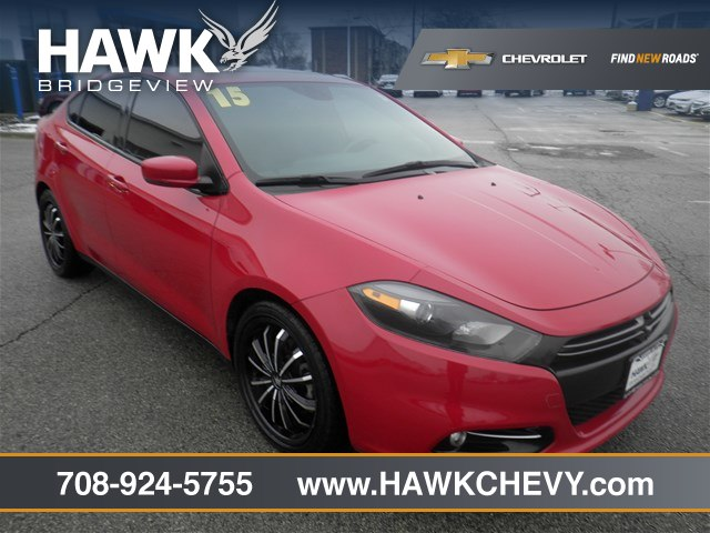 Pre-Owned 2015 Dodge Dart GT