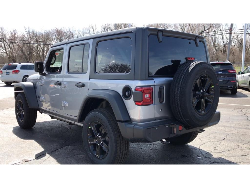 New 2019 Jeep Wrangler Sport S Sport Utility In Forest