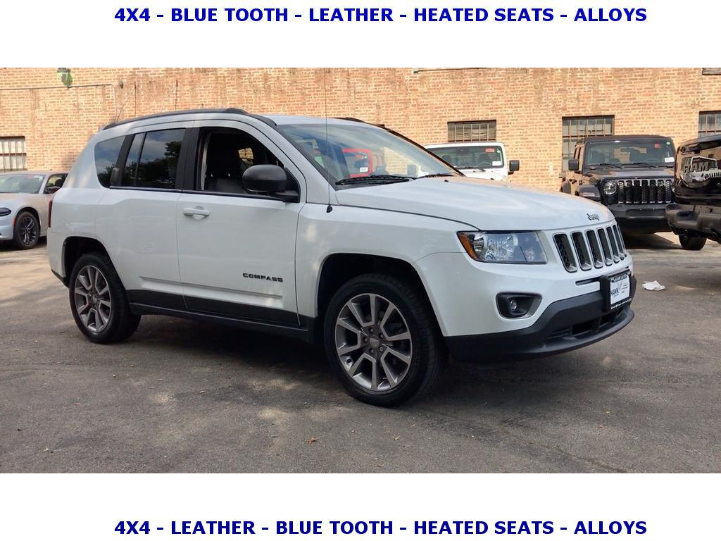 Pre-Owned 2017 Jeep Compass 4WD Sport SE