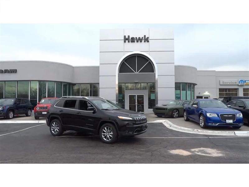 Pre-Owned 2018 Jeep Cherokee Limited AWD
