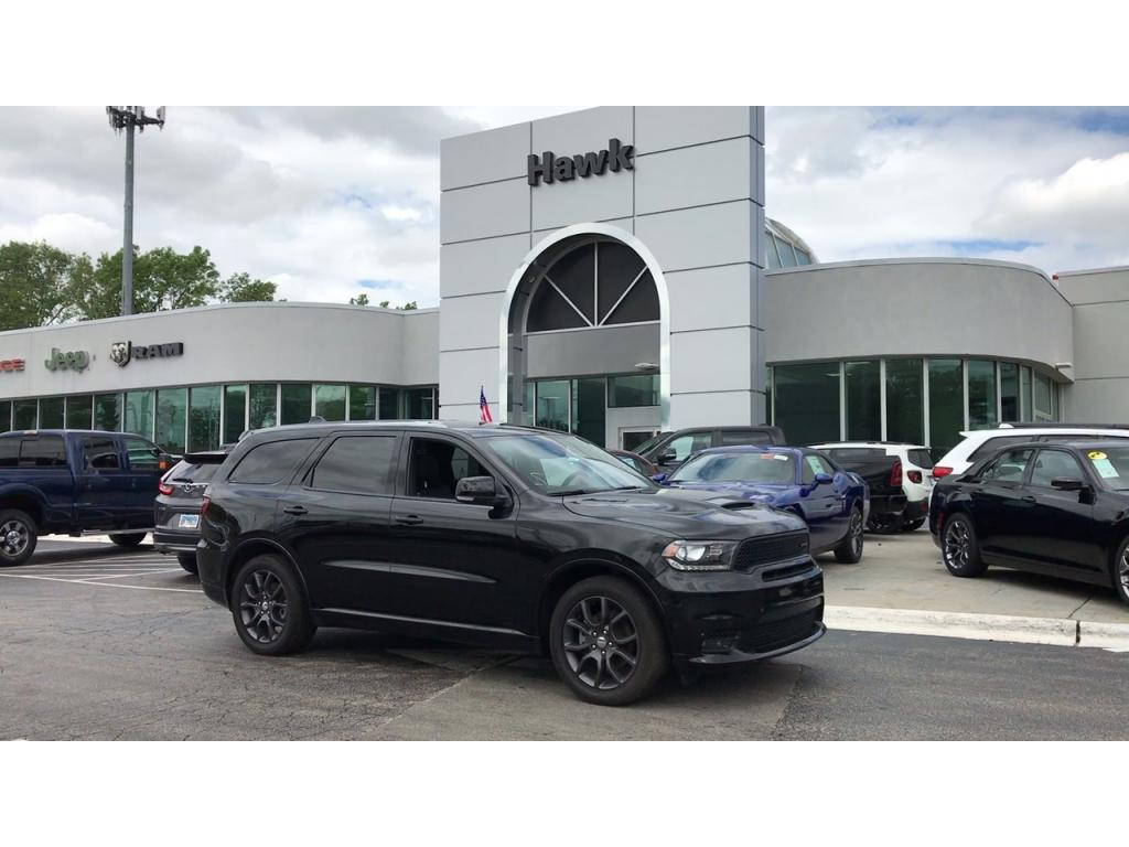 Pre-Owned 2018 Dodge Durango 4WD R/T