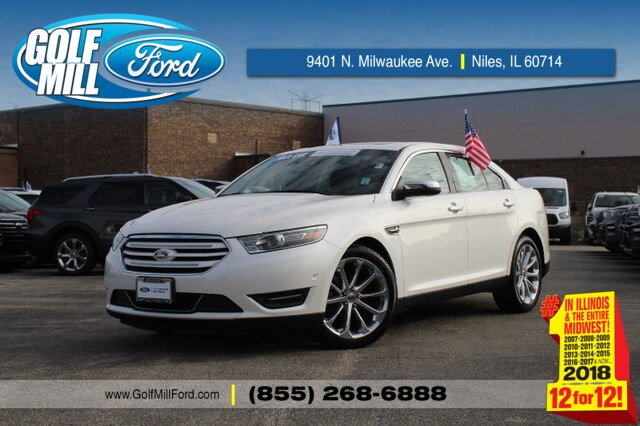 Pre-Owned 2016 Ford Taurus Limited