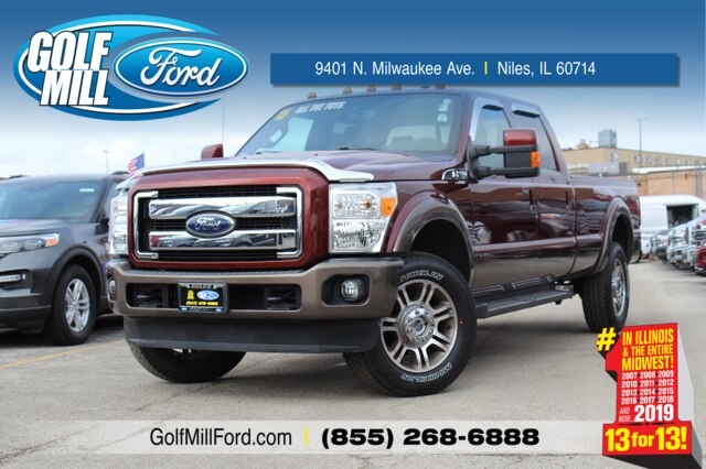 Pre-Owned 2015 Ford F-350