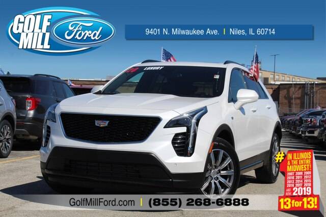 Pre-Owned 2020 Cadillac XT4 Sport