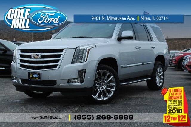 Pre-Owned 2019 Cadillac Escalade Luxury
