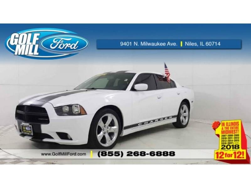 Certified Pre-Owned 2013 Dodge Charger SXT Plus