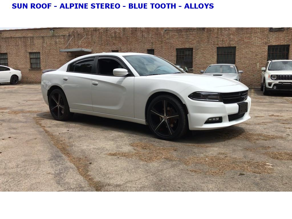 Pre Owned 2017 Dodge Charger Sxt Awd In Forest Park 180749a Hawk Cdjr
