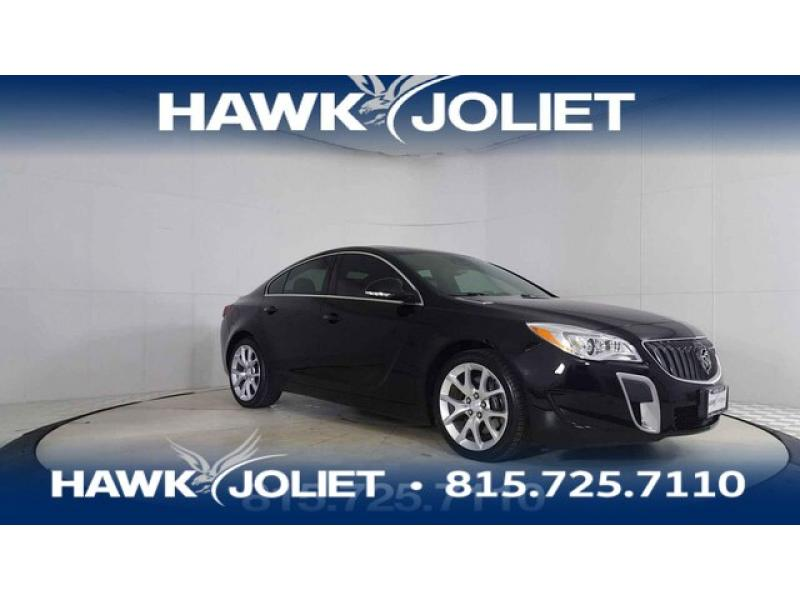 PRE-OWNED 2016 BUICK REGAL TURBO GS WITH NAVIGATION
