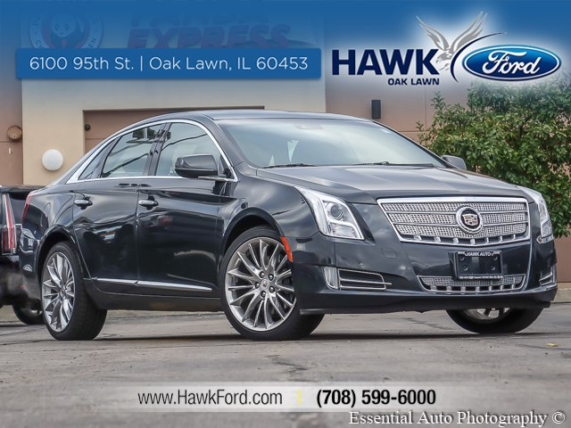 Pre Owned 2013 Cadillac Xts Platinum Sedan In Forest Park H5084a