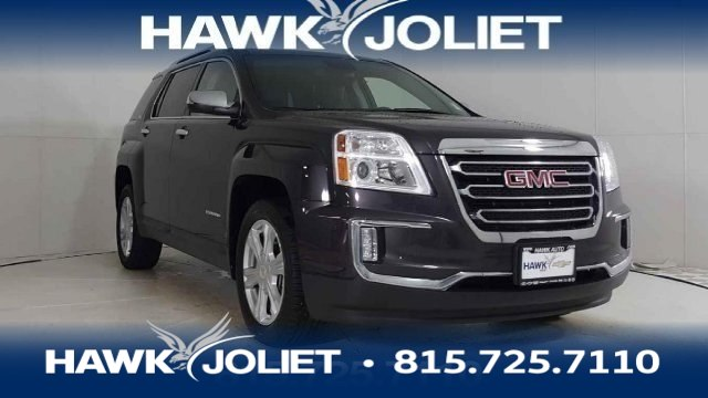 Pre Owned 2016 Gmc Terrain Slt Suv In Forest Park Gx1337 Hawk Cdjr