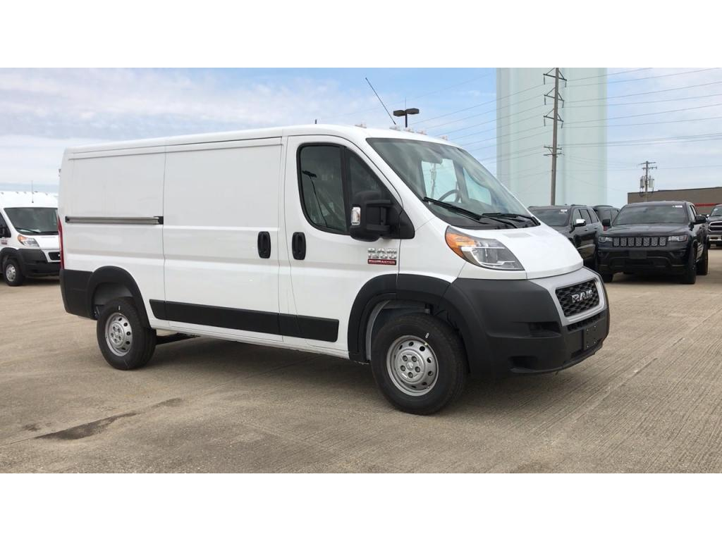 12988767b4 New 2019 RAM ProMaster Low Roof 136WB Cargo Van in Forest Park ...