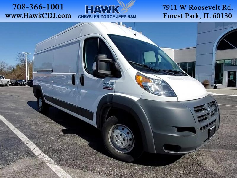 Pre-Owned 2017 Ram ProMaster 2500 High Roof 159WB