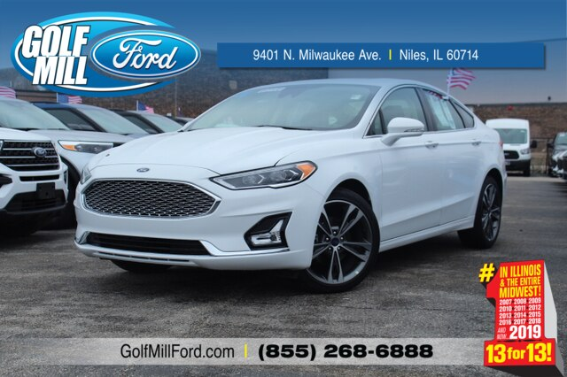 Pre-Owned 2020 Ford Fusion Titanium