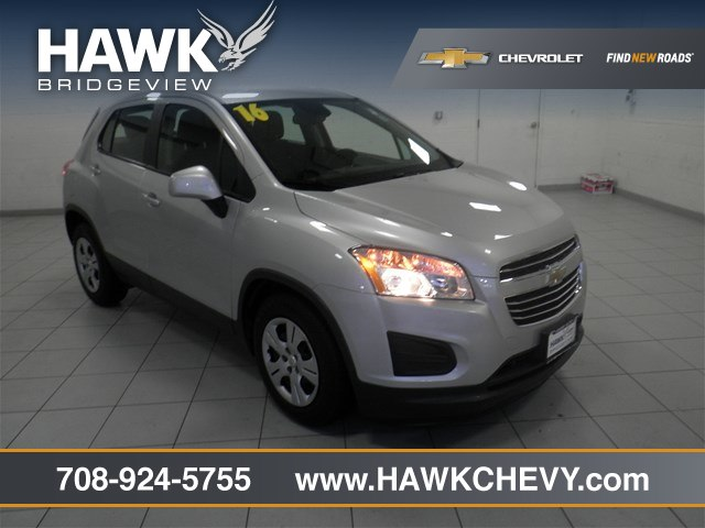 Pre Owned 2016 Chevrolet Trax Ls W 1ls