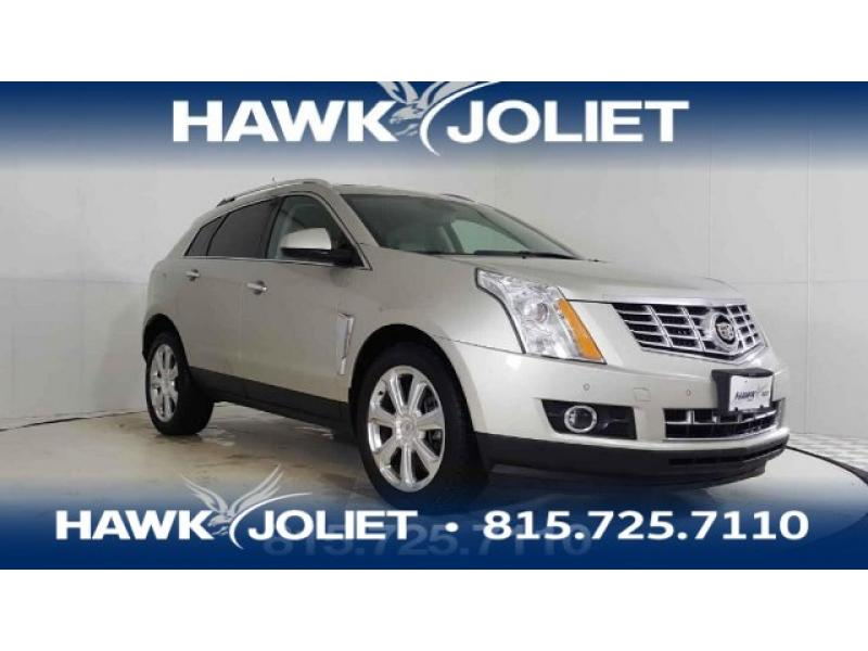 Pre Owned 2015 Cadillac Srx Performance Collection Awd 4dr In Forest