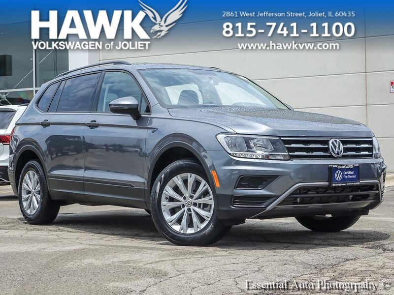Pre-Owned 2019 Volkswagen Tiguan 2.0T S 4Motion