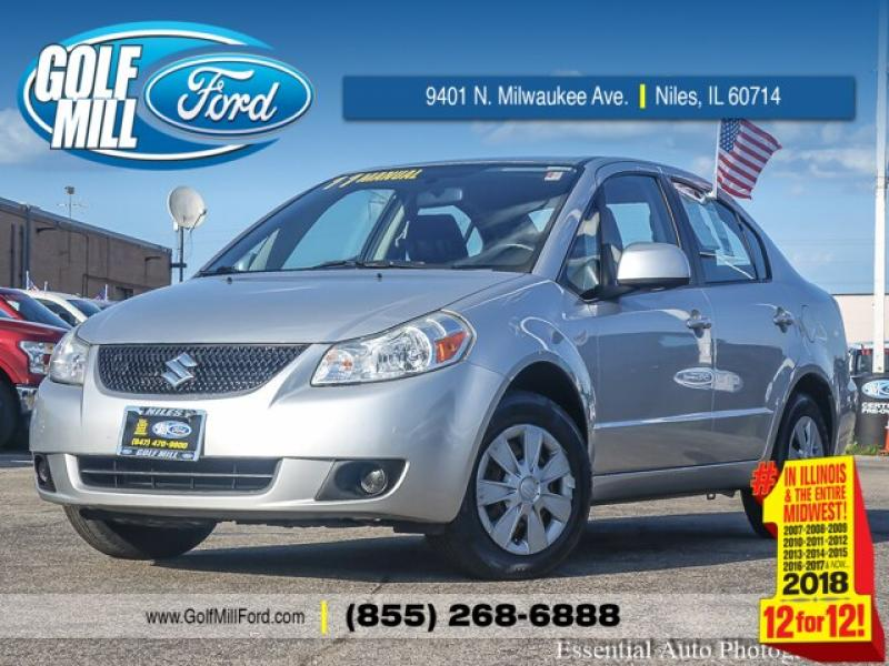 Pre-Owned 2011 Suzuki SX4 Sedan