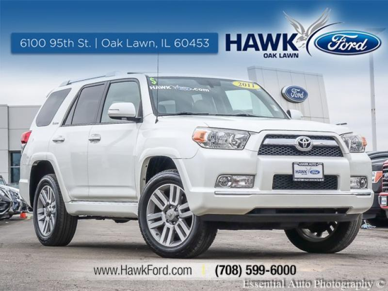 Pre-Owned 2011 Toyota 4Runner Limited V6