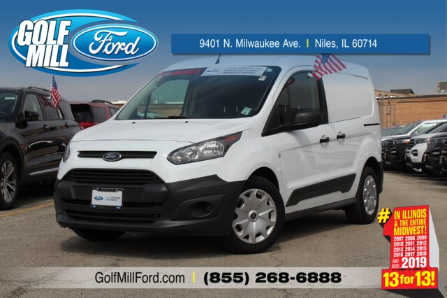 Pre-Owned 2018 Ford Transit Connect XL