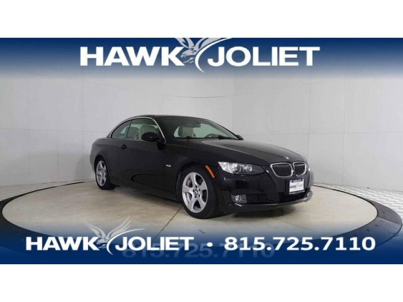 Pre-Owned 2008 BMW 3 series i