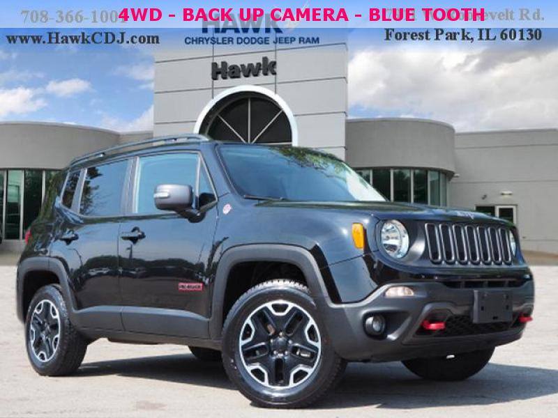 Pre-Owned 2016 Jeep Renegade 4WD Trailhawk