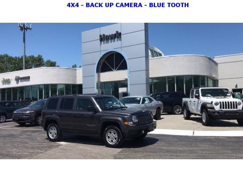 Certified Pre-Owned 2016 Jeep Patriot 4WD Sport