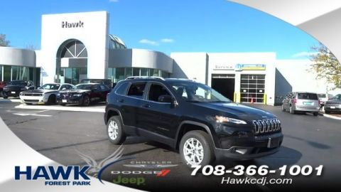 New 2018 JEEP Cherokee Latitude Plus