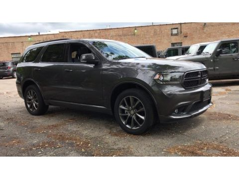 Pre-Owned 2018 Dodge Durango 4WD GT