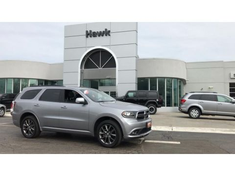 Certified Pre-Owned 2018 Dodge Durango GT 4WD
