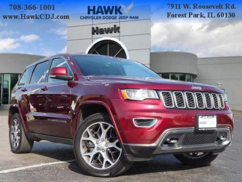 Pre-Owned 2018 Jeep Grand Cherokee 4WD Sterling Edition