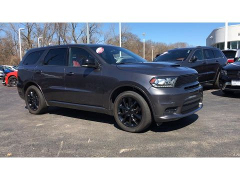 Certified Pre-Owned 2018 Dodge Durango R/T 4WD