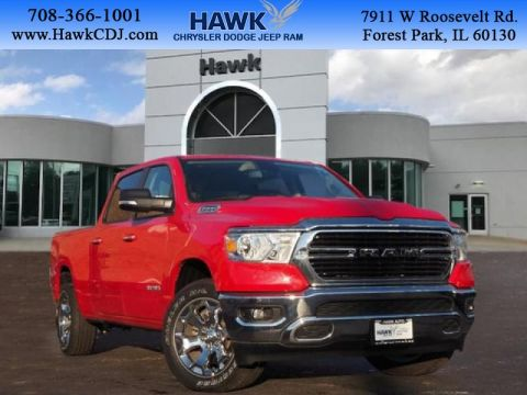 Certified Pre-Owned 2019 Ram 1500 4WD Big Horn/Lone Star