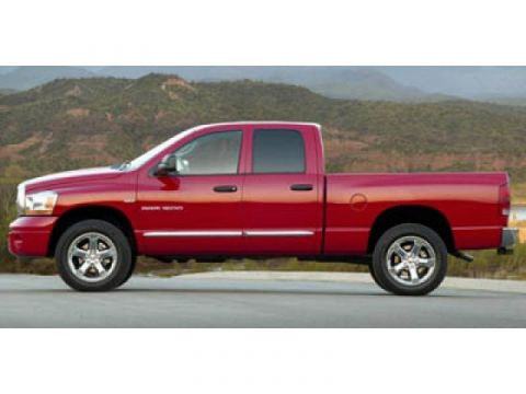 Pre-Owned 2007 Dodge Ram Pickup 1500 SLT