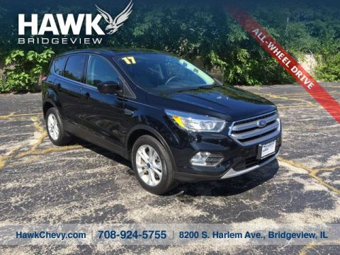 Pre-Owned 2017 Ford Escape 4WD SE