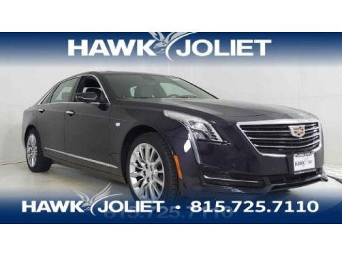 Pre-Owned 2018 Cadillac CT6 AWD