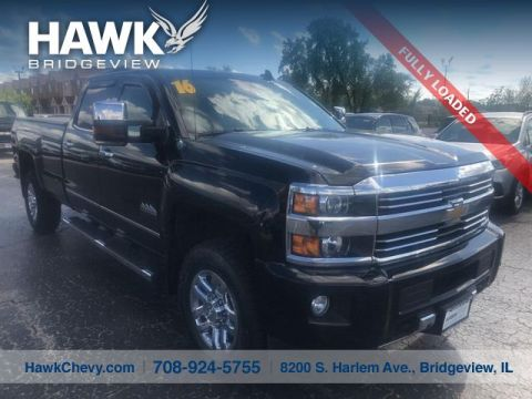 Pre-Owned 2016 Chevrolet Silverado 3500 High Country