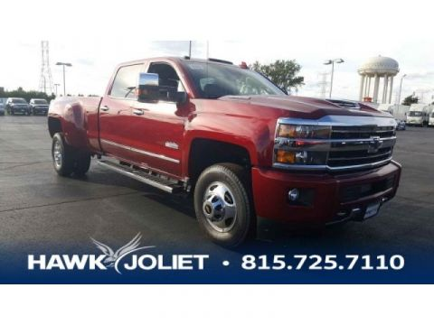 Pre-Owned 2019 Chevrolet Silverado 3500 High Country