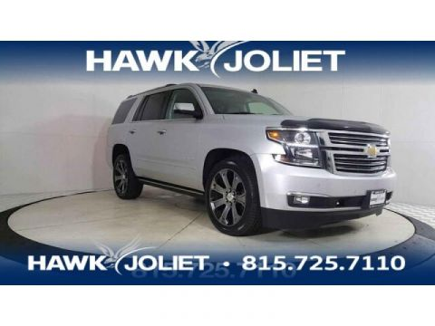 Pre-Owned 2015 Chevrolet Tahoe 4WD LTZ