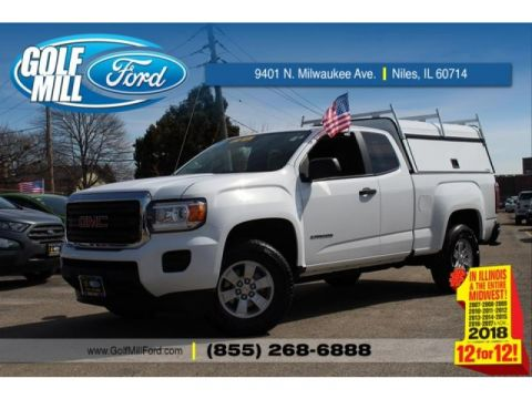 Pre-Owned 2018 GMC Canyon 2WD