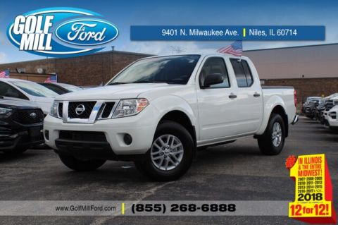 Pre-Owned 2019 Nissan Frontier SV