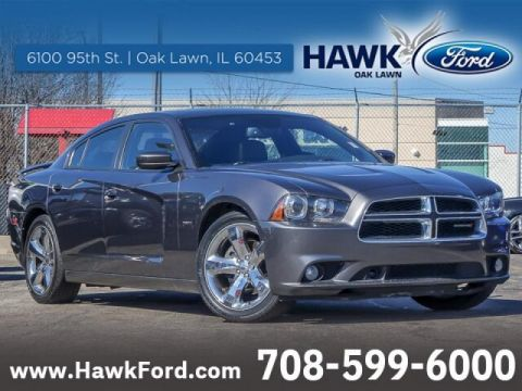 Certified Pre-Owned 2013 Dodge Charger RT Max