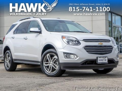 Pre-Owned 2017 Chevrolet Equinox AWD Premier