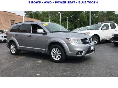 Certified Pre-Owned 2016 Dodge Journey AWD SXT