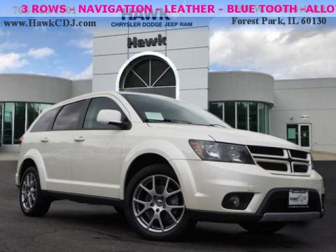 Pre-Owned 2016 Dodge Journey AWD R/T