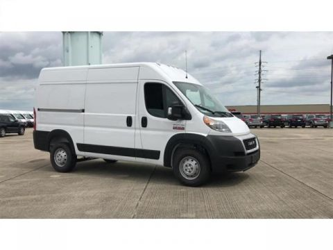 New 2019 RAM ProMaster High Roof 136WB