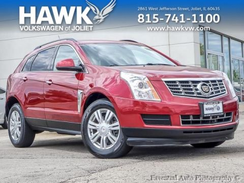 Pre-Owned 2013 Cadillac SRX Base