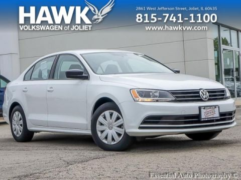 Pre-Owned 2016 Volkswagen Jetta 1.4T S w/ Technology