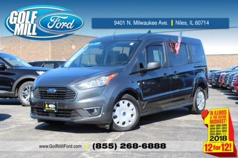 Pre-Owned 2019 Ford Transit Connect XLT w/Rear Liftgate