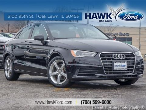 Pre-Owned 2015 Audi A3/S3 2.0T Premium