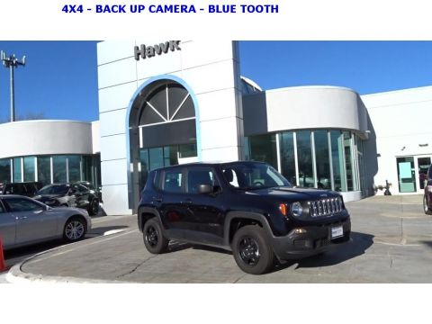 Pre-Owned 2018 Jeep Renegade Sport 4WD